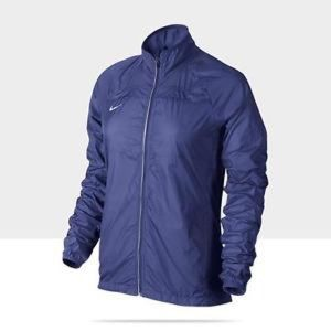 Nike running navy blue windbreaker